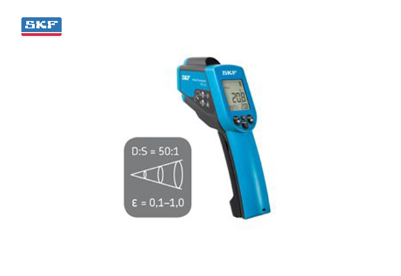 双激光红外和接触式测温仪