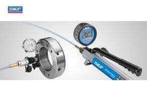 SKF二步液压驱动法